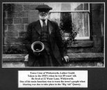 Luther GOULD, town crier 1932