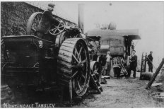 Nightingale traction, Tansley 1906